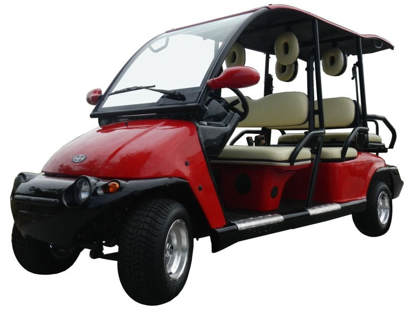 Golf Car - 6 posti - Italcar